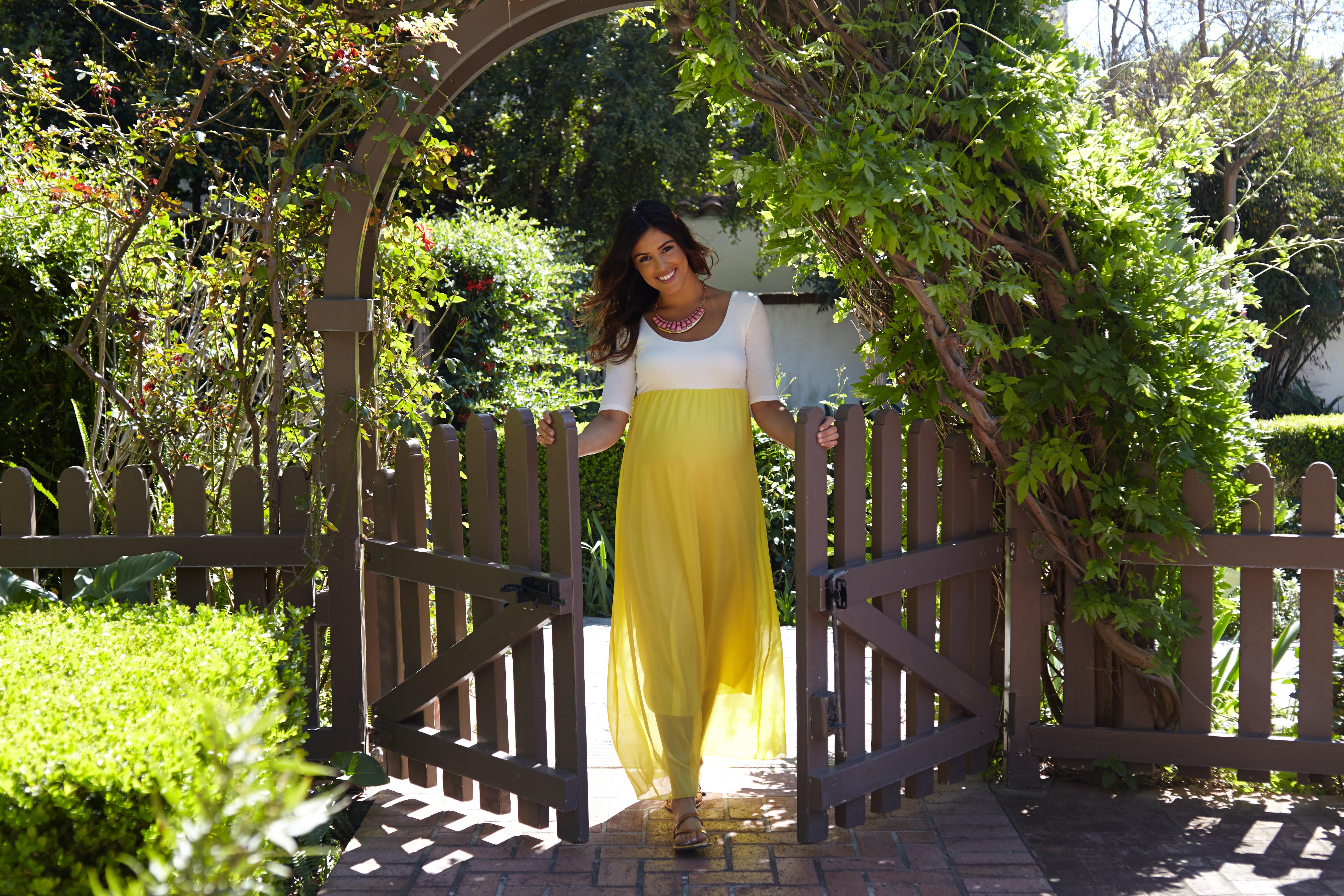 maternity spring dresses