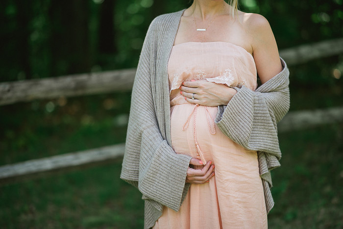 Pink-Blush-Maternity-Dress-at-20-weeks-pregnant-2_-5-700x467