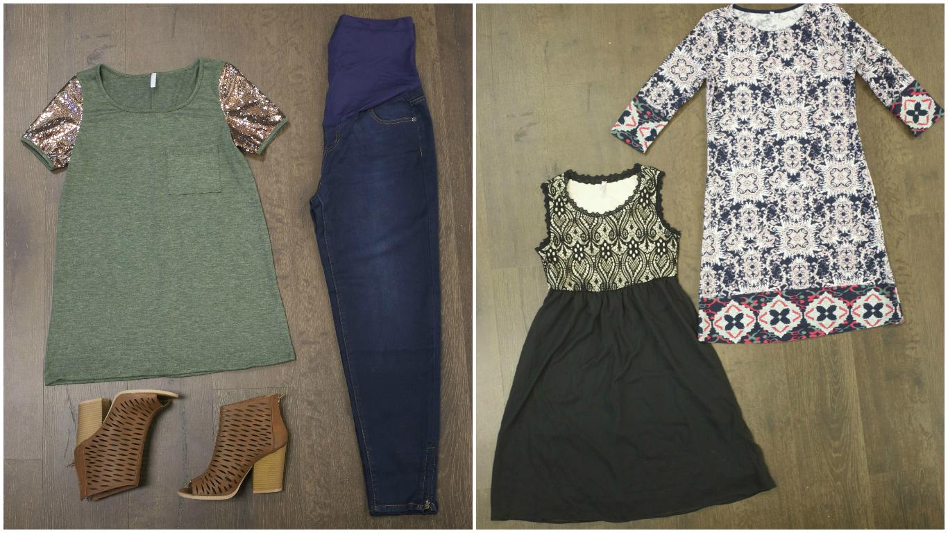 seq and dress